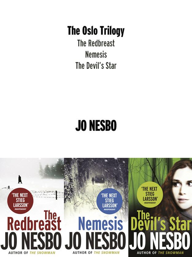 The Oslo Trilogy als eBook von Jo Nesbo