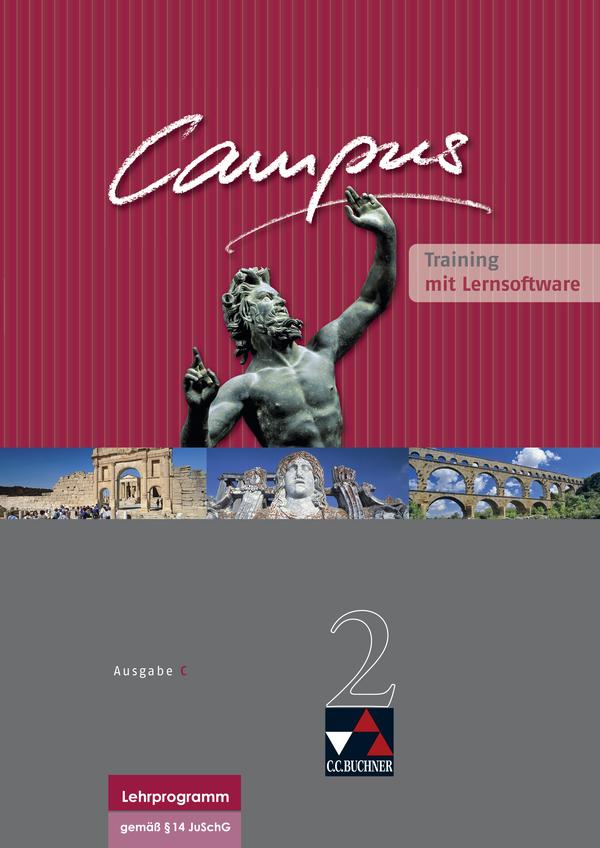 Campus Training C 2 mit Lernsoftware als Buch von