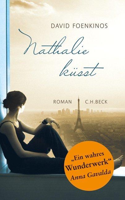 Nathalie küsst als Buch von David Foenkinos