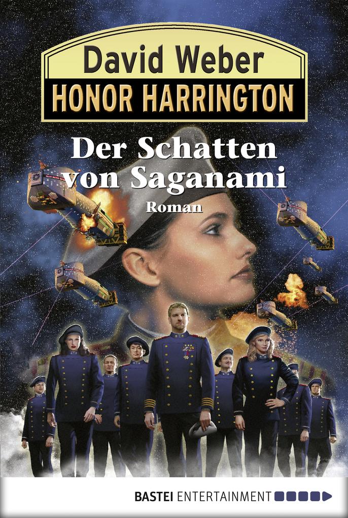 Honor Harrington 19. Der Schatten von Saganami als eBook von David Weber