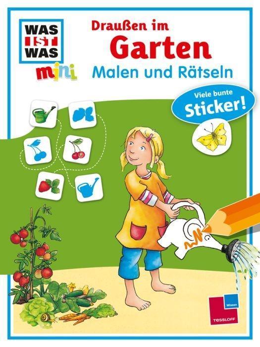 Draußen im Garten als Buch von Monika Ehrenreich
