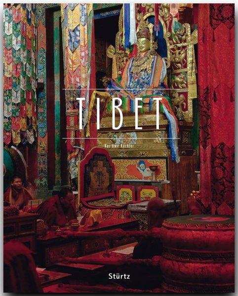 Tibet als Buch von Kai-Uwe Küchler