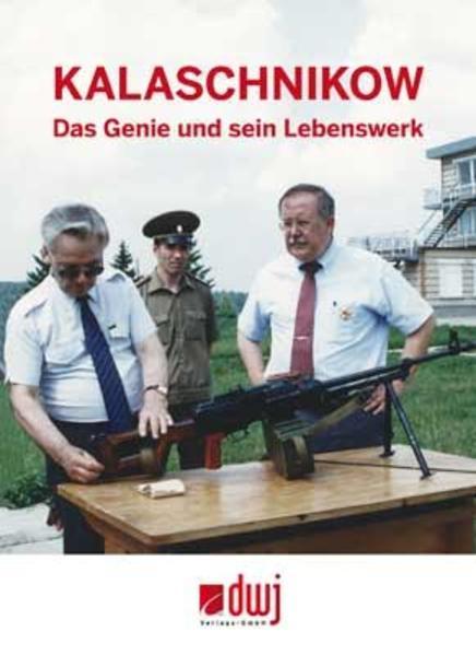 Kalaschnikow als Buch von Ezell