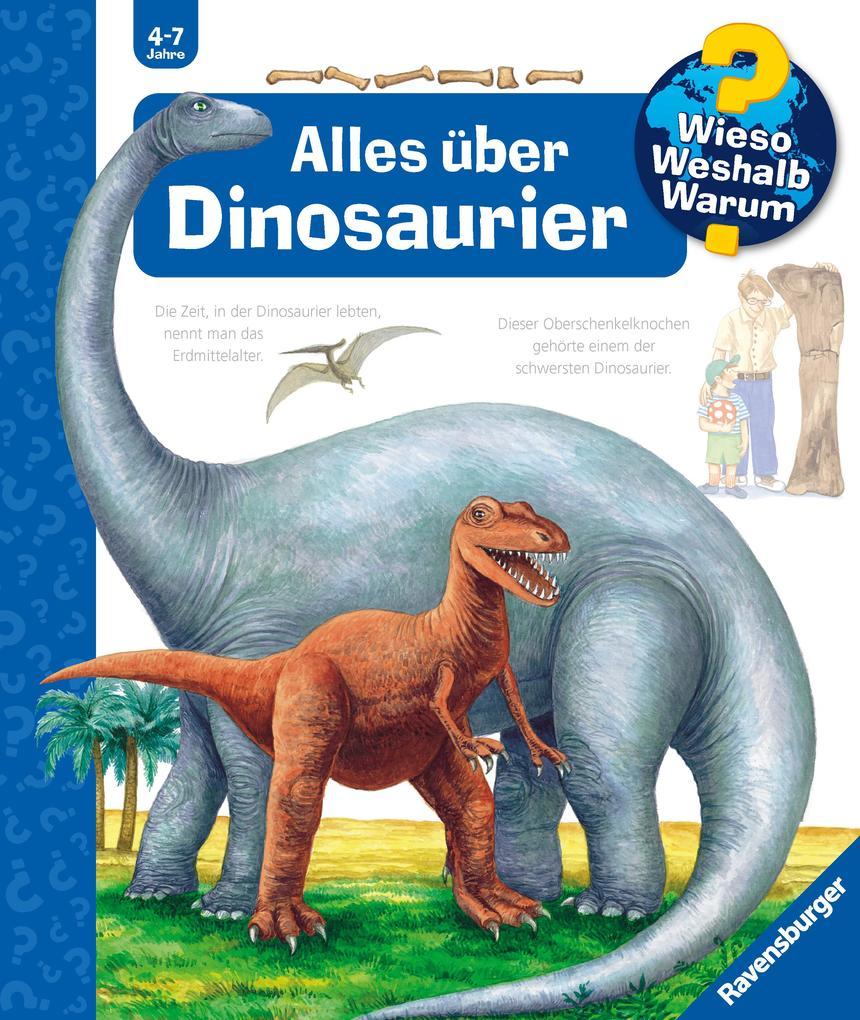 Alles über Dinosaurier als Buch von Patricia Mennen