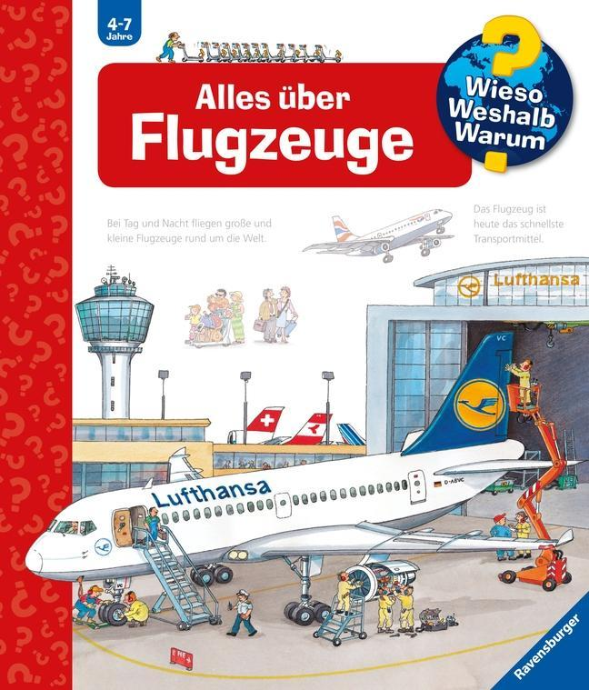 Alles über Flugzeuge als Buch von Andrea Erne