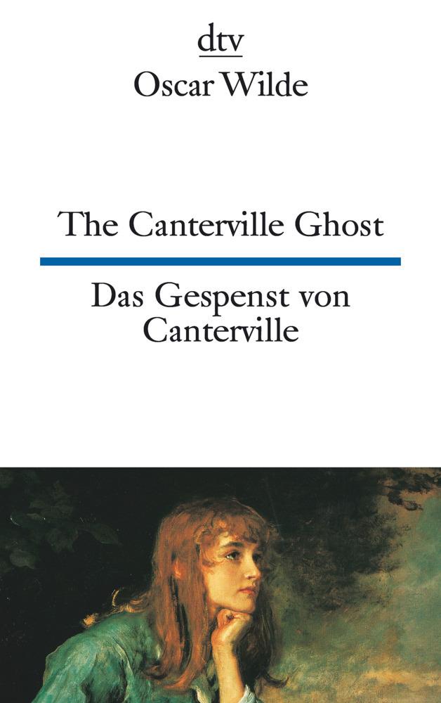 Das Gespenst von Canterville / The Canterville Ghost als Taschenbuch von Oscar Wilde