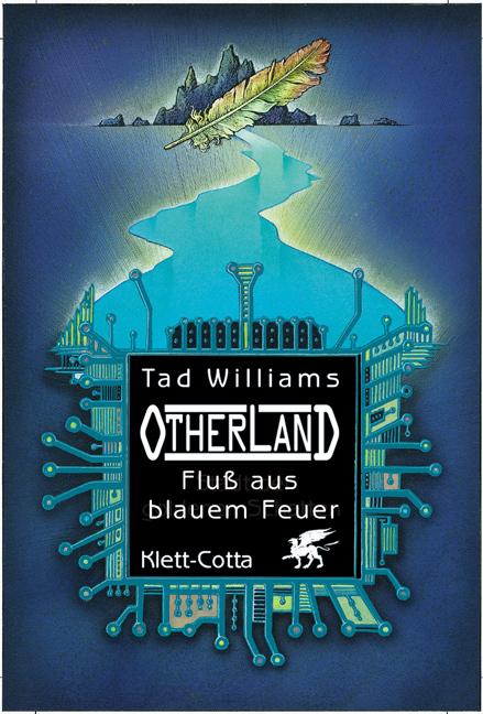 Otherland 2. Fluß aus blauem Feuer als Buch von Tad Williams