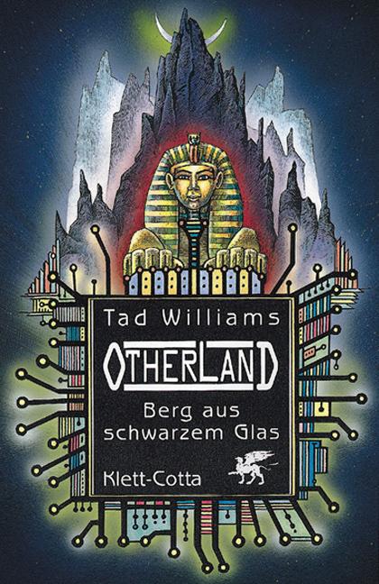 Otherland 3. Berg aus schwarzem Glas als Buch von Tad Williams