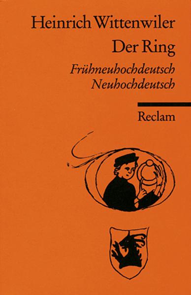 Der Ring als Taschenbuch von Heinrich Wittenwiler