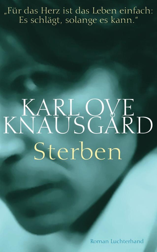 Sterben als eBook von Karl Ove Knausgård