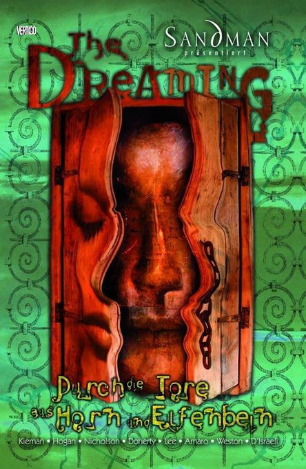 Sandman präsentiert 05. The Dreaming als Buch von Caitlin R. Kiernan, Peter Hogan