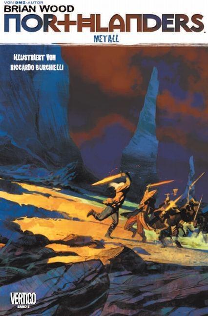 Northlanders 05 als Buch von Brian Wood