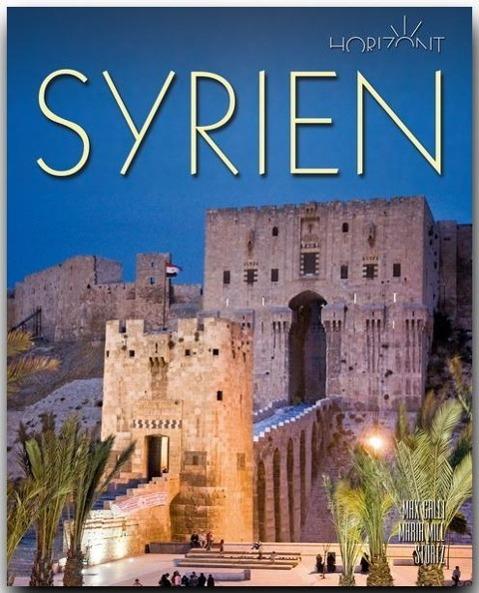 Syrien als Buch von Maria Mill