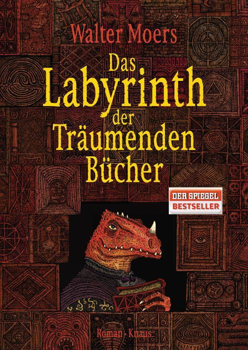 Das Labyrinth der Träumenden Bücher als Buch von Walter Moers