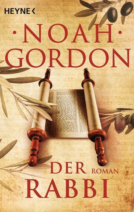 Der Rabbi als Taschenbuch von Noah Gordon