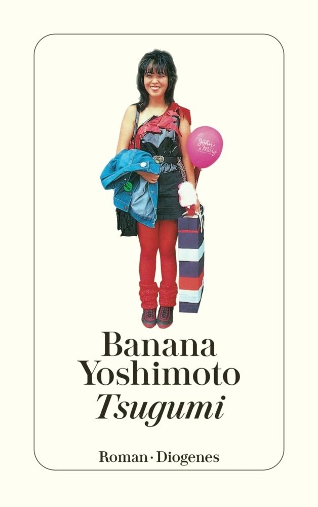 Tsugumi als Taschenbuch von Banana Yoshimoto