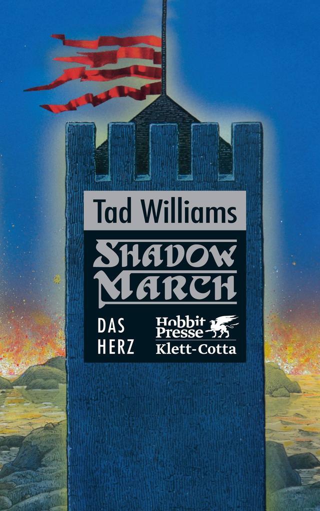 Shadowmarch 04. Das Herz als Buch von Tad Williams