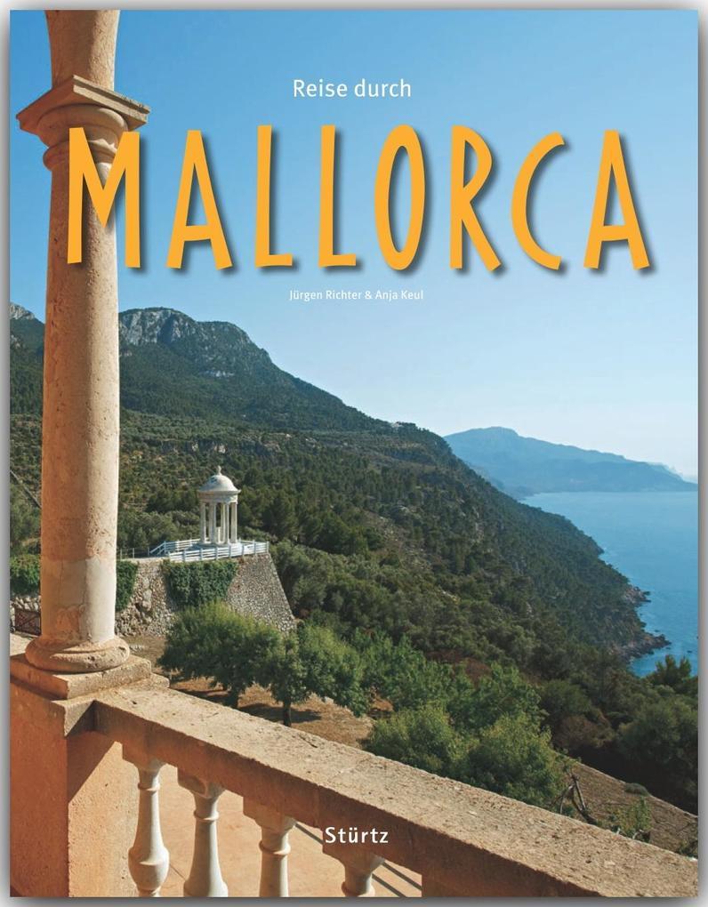 Reise durch Mallorca als Buch von Anja Keul