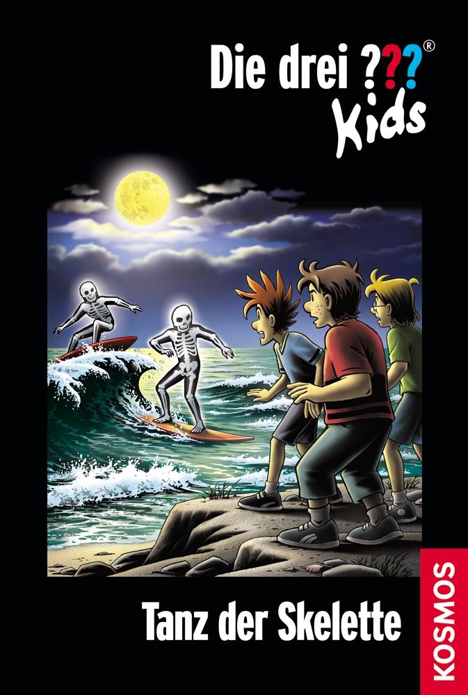 Die drei ??? Kids 48. Tanz der Skelette (drei Fragezeichen) als Buch von Boris Pfeiffer
