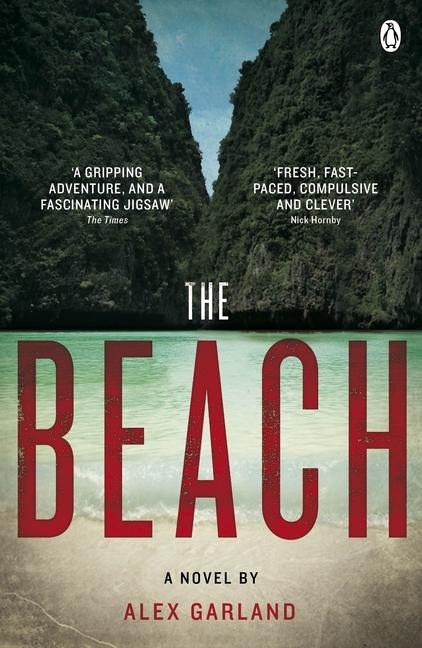 Beach als Buch von Alex Garland