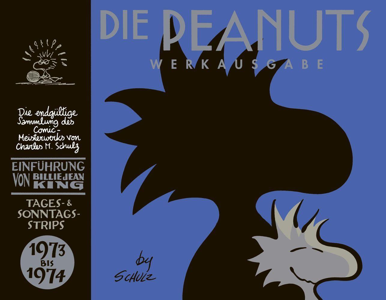Peanuts Werkausgabe 12: 1973-1974 als Buch von Charles M. Schulz
