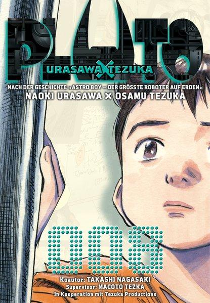 Pluto: Urasawa X Tezuka 08 als Buch von Takashi Nagasaki, Naoki Urasawa, Osamu Tezuka, Osamu Tezuka