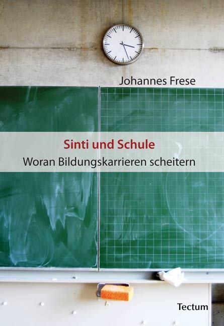 Sinti und Schule als Buch von Johannes Frese