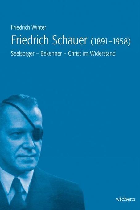 Friedrich Schauer (1891-1958) als Buch von Friedrich Winter