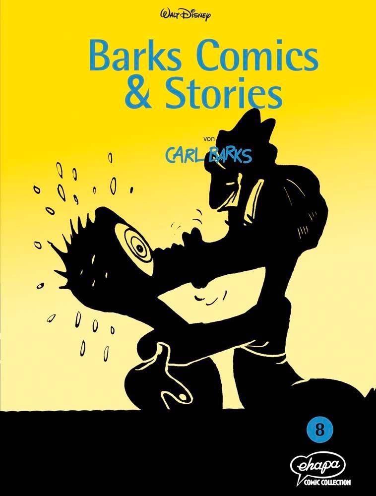 Barks Comics & Stories 08 NA als Buch von Carl Barks