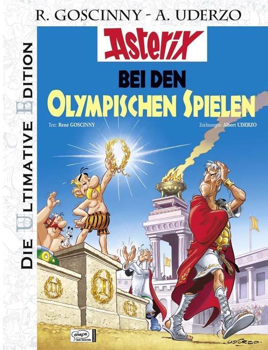Die ultimative Asterix Edition 12 als Buch von René Goscinny, Albert Uderzo