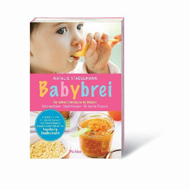 Babybrei als Buch von Natalie Stadelmann