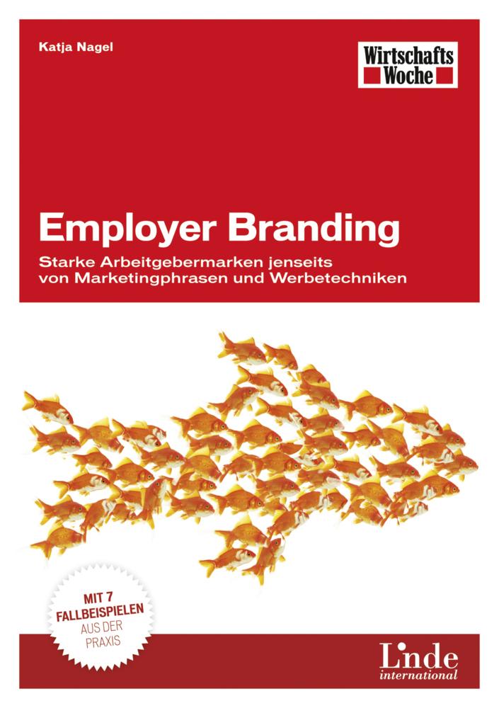 Employer Branding als Buch von Katja Nagel