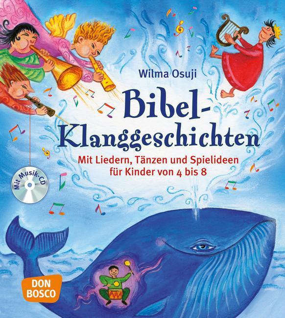 Bibel-Klanggeschichten als Buch von Wilma Osuji