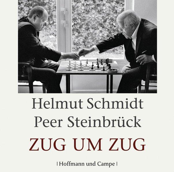 Zug um Zug als Hörbuch CD von Peer Steinbrück, Helmut Schmidt