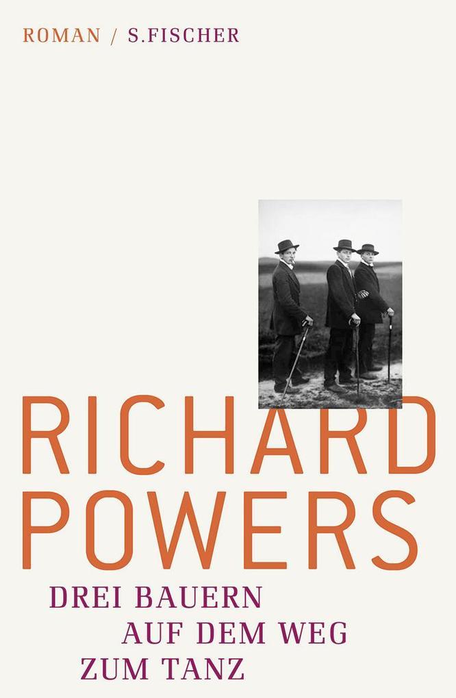 Drei Bauern auf dem Weg zum Tanz als Buch von Richard Powers