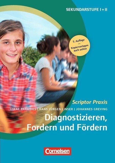 Diagnostizieren, Fordern und Fördern als Buch von Lilane Paradies, Hans Jürgen Linser, Johannes Greving