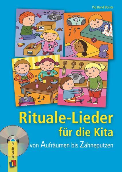 Rituale-Lieder für die Kita als Buch von