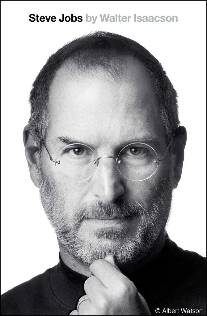 Steve Jobs als Buch von Walter Isaacson