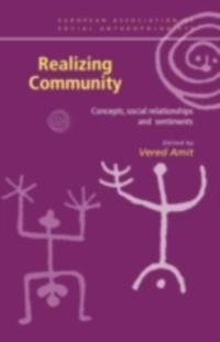 Realizing Community als eBook von