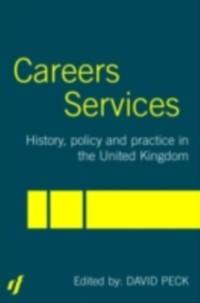 Careers Services als eBook von David Peck