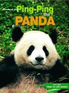 Ping-Ping the Panda als eBook von Jan Latta