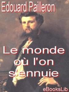 Le monde où l´on s´ennuie als eBook von Edouard...