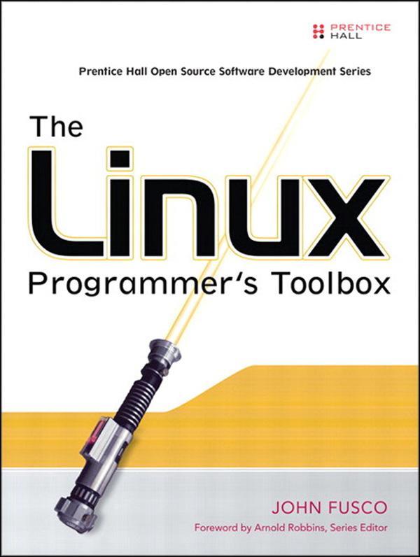 The Linux Programmer´s Toolbox als eBook von Fu...
