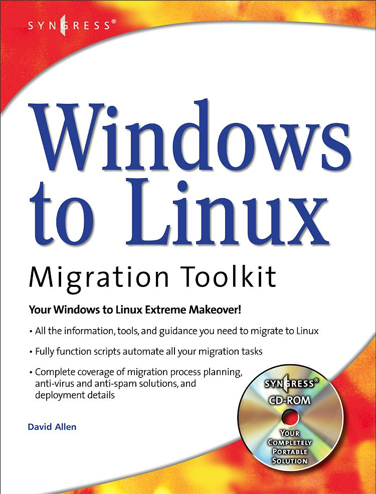 Windows to Linux Migration Toolkit als eBook vo...