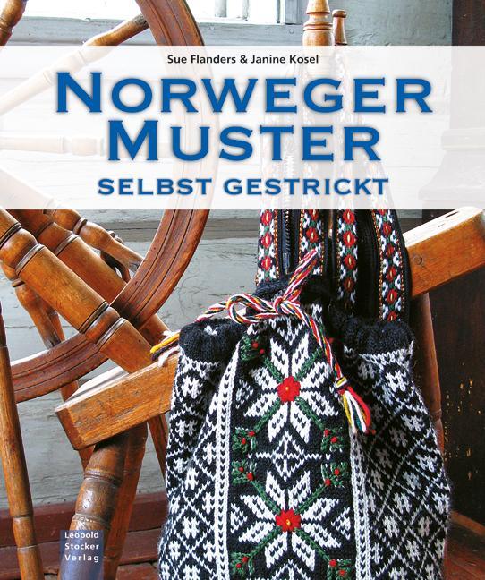 Norwegermuster als Buch von Sue Flanders, Janine Kosel