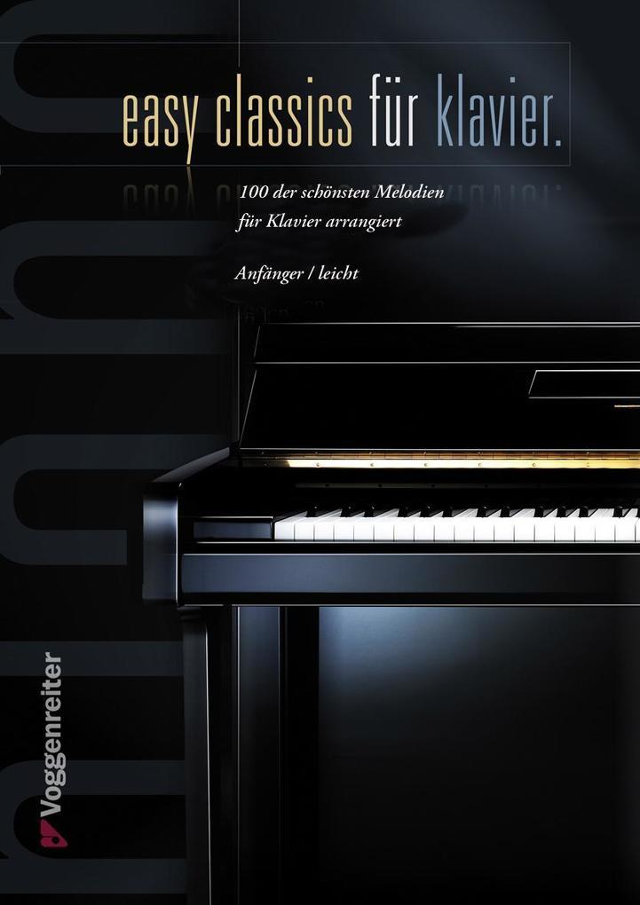 Easy Classics für Klavier als Buch von Norbert Opgenoorth Jeromy Bessler