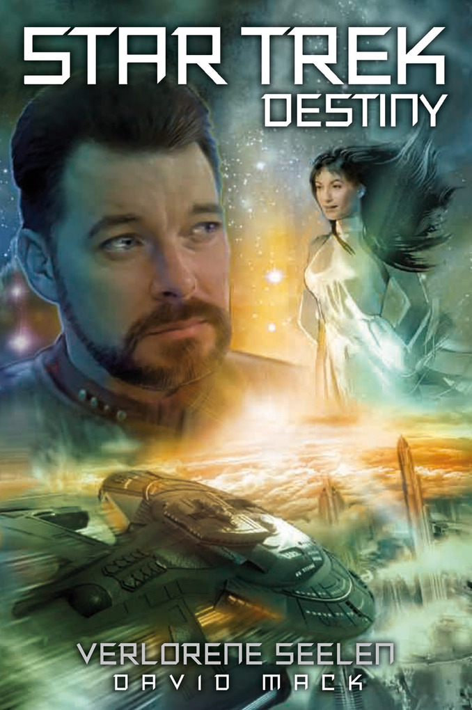 Star Trek - Destiny 3: Verlorene Seelen als eBook von David Mack