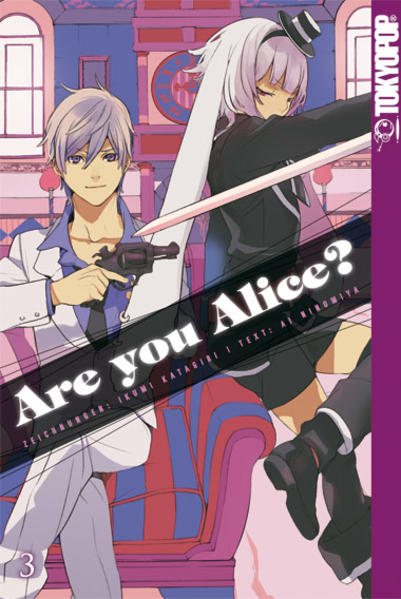 Are you Alice? 03 als Buch von Ai Ninomiya