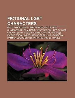 Fictional LGBT characters als Taschenbuch von