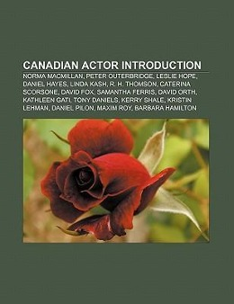 Canadian actor Introduction als Taschenbuch von